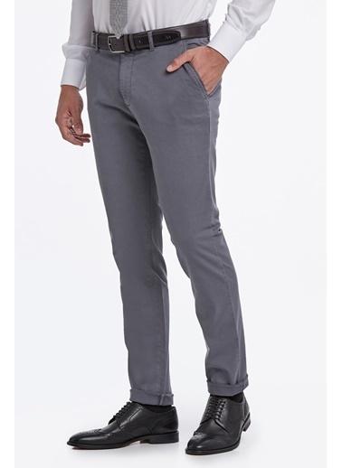 Hemington Açık Pamuk Chino Pantolon Gri